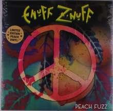 Enuff Z'nuff: Peach Fuzz (Limited Edition) (Peach Vinyl), LP
