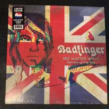 Badfinger: No Matter What - Revisiting The Hits (Red, White & Blue Vinyl), LP
