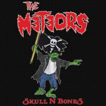 The Meteors: Skull N Bones (Coloured Vinyl), LP