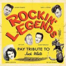 Rockin' Legends Pay Tribute To Jack White, CD