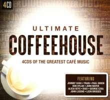 Ultimate Coffeehouse, 4 CDs