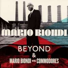 Mario Biondi (geb. 1971): Beyond (Special Edition), CD
