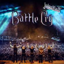Judas Priest: Battle Cry - Live 2015 (180g) (Limited-Numbered-Vinyl), 2 LPs