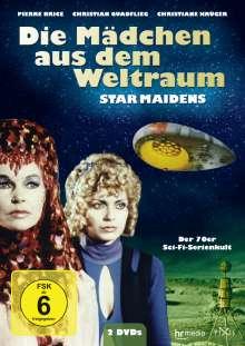 Die Mädchen aus dem Weltraum, 2 DVDs