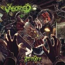 Aborted: Retrogore, CD