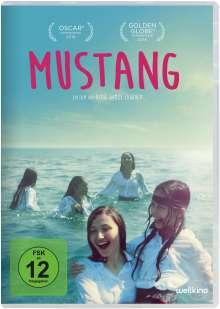 Mustang, DVD