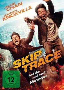 Skiptrace, DVD