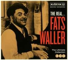 Fats Waller (1904-1943): The Real...Fats Waller, 3 CDs