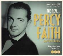 Percy Faith (1908-1976): The Real... Percy Faith & His Orchestra, 3 CDs