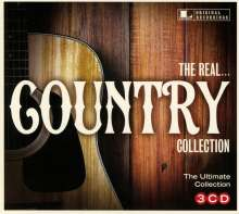 The Real... Country Collection, 3 CDs