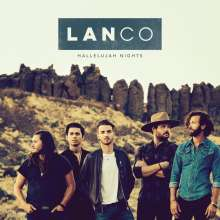 Lanco: Hallelujah Nights, CD