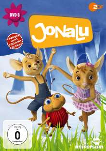 JoNaLu DVD 8, DVD