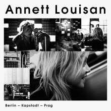 Annett Louisan: Berlin - Kapstadt - Prag (Limited-Edition), CD