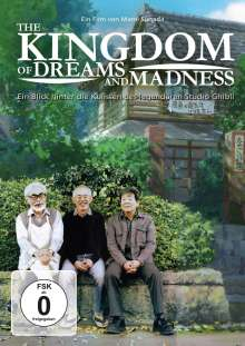 The Kingdom of Dreams and Madness (OmU), DVD