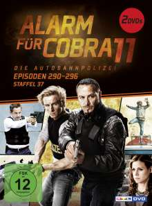 Alarm für Cobra 11 Staffel 37, 2 DVDs