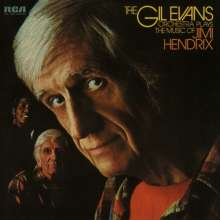 Gil Evans (1912-1988): The Gil Evans Orchestra Plays The Music Of Jimi Hendrix, CD