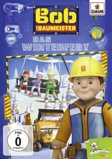 Bob der Baumeister 07: Das Winterfest, DVD