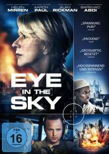 Eye in the Sky, DVD