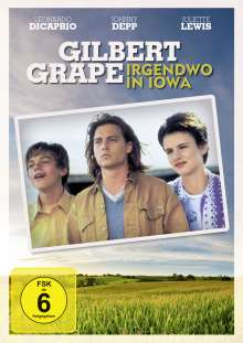 Gilbert Grape - Irgendwo in Iowa, DVD