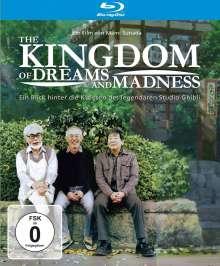 The Kingdom of Dreams and Madness (OmU) (Blu-ray im Digipack), Blu-ray Disc