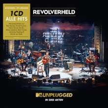 Revolverheld: MTV Unplugged in drei Akten, CD