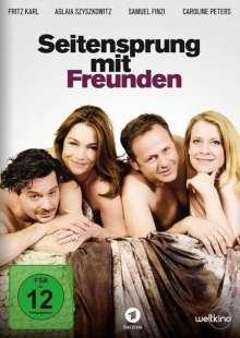 Seitensprung mit Freunden, DVD