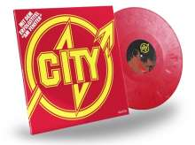City: Am Fenster (Limited-Edition) (Red Vinyl), LP