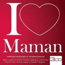 I Love Maman, 3 CDs