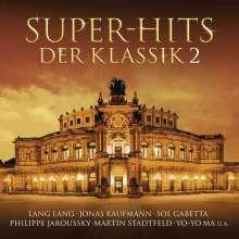 Super-Hits der Klassik Vol.2, 2 CDs
