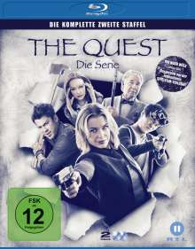 The Quest Staffel 2 (Blu-ray), 2 Blu-ray Discs