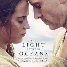 Alexandre Desplat (geb. 1961): Filmmusik: The Light Between Oceans, CD