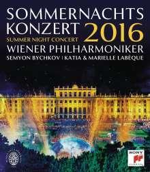 Wiener Philharmoniker - Sommernachtskonzert Schönbrunn 2016, Blu-ray Disc