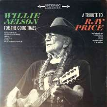 Willie Nelson: For The Good Times: A Tribute To Ray Price, LP