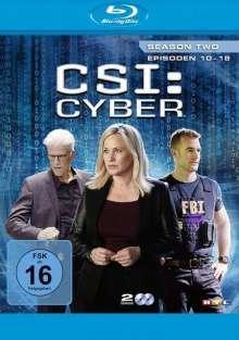 CSI Cyber Season 2 Box 2 (Blu-ray), 2 Blu-ray Discs
