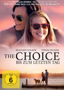 The Choice - Bis zum letzten Tag, DVD