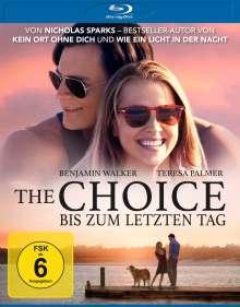 The Choice - Bis zum letzten Tag (Blu-ray), Blu-ray Disc