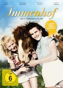 Immenhof (Die 5 Originalfilme), 3 DVDs