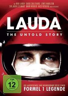 Lauda: The Untold Story, DVD