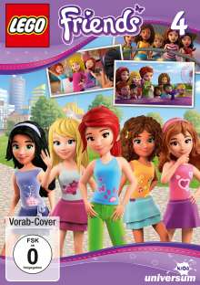 LEGO - Friends 4, DVD
