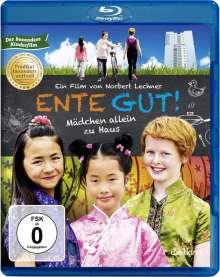 Ente gut! Mädchen allein zu Haus (Blu-ray), Blu-ray Disc