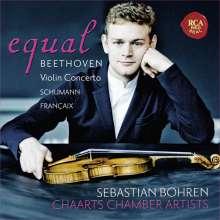 Sebastian Bohren - Equal, CD