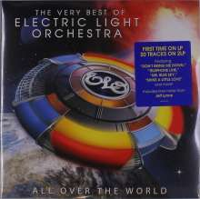 Electric Light Orchestra: All Over The World: Very Best Of Electric Light, 2 LPs