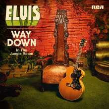Elvis Presley (1935-1977): Way Down In The Jungle Room, 2 LPs