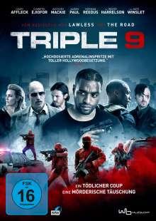 Triple 9, DVD