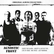 Agnostic Front: Original Album Collection, 5 CDs