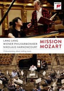 Lang Lang - Mission Mozart (Dokumentation), DVD