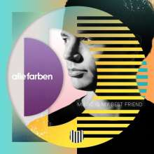 Alle Farben: Music Is My Best Friend (Limited Edition) (Black/White Vinyl w/ Confetti), 3 LPs