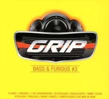 GRIP: Bass & Furious Vol. 3, 2 CDs
