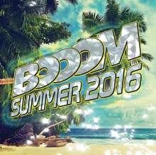 Booom Summer 2016, 2 CDs