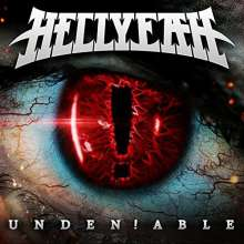 Hellyeah: Unden!able (Deluxe-Edition), 1 CD und 1 DVD